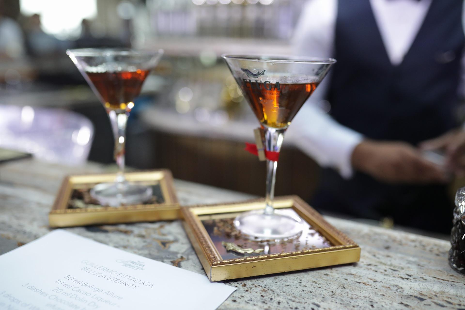 Beluga Signature 2018 Drinks Das Magazin Für Barkeeper Gäste