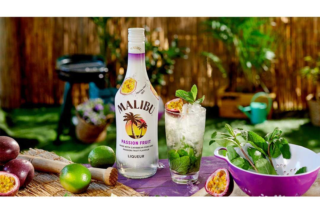 Malibu Passion Fruit Als Limited Edition Drinks Das Magazin Fur Barkeeper Gaste